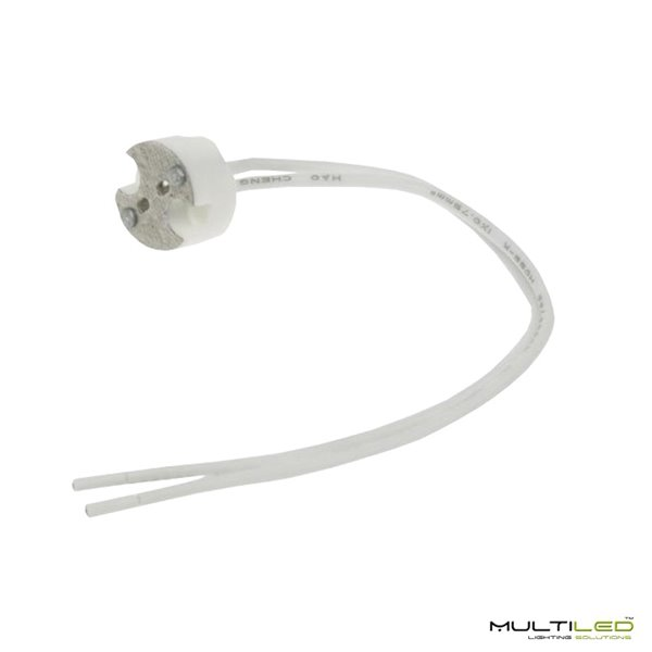 Placa identificativa Led Rojo