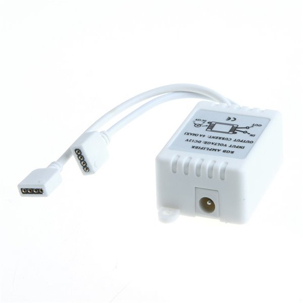 Conector rapido tira led SMD5050 Monocolor