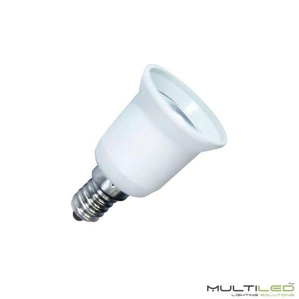 Conector rapido tira led SMD5050 RGB en L