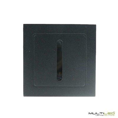 Perfil de aluminio para tira LED de Escalón Modelo Babel