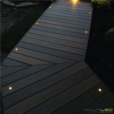 Perfil de aluminio para tira LED modelo Thor
