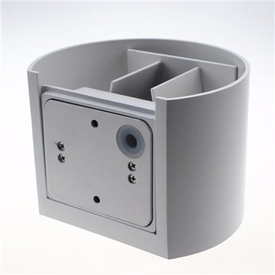 Lampara Led AR111 15W COB Sharp con driver externo Blanco Cálido (Regulable)