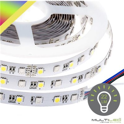 Cubo led Multiusos RGB, 30cm recargable y mando a distancia