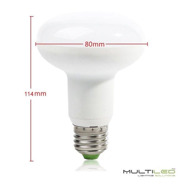 Foco Proyector Led 30W RGB IP65 con mando y función memoria