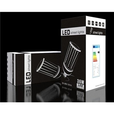 Bombilla Led 5W Eco Mini Blanco Frio E27