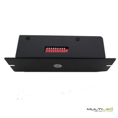 Aplique Led de exterior 6W Modelo Elegant Blanco Calido