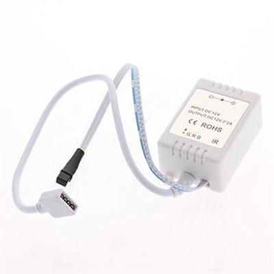 Aplique Led de interior-exterior 6W Modelo Flat Blanco Frío