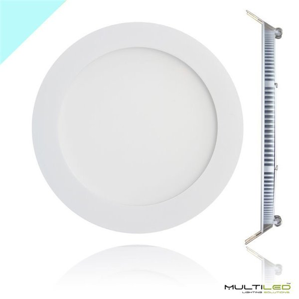 Lampara Led GX53 5W COB Blanco Cálido