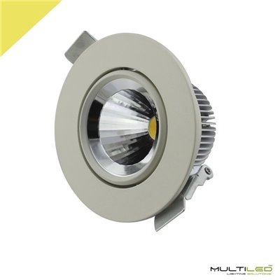 Lampara Led G12 SMD2835 10W Blanco Calido