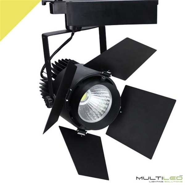 Panel Led 30X120 40W Blanco Cálido