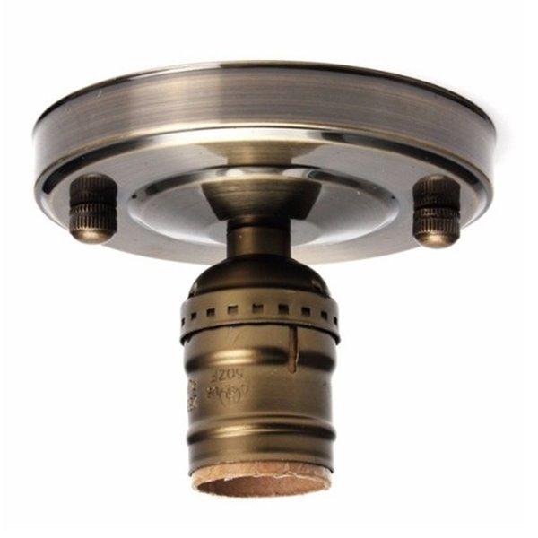 Carril Monofasico para Focos LED 1 Metro Blanco