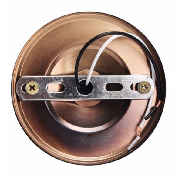 Carril Monofasico para Focos LED 2 Metro Blanco