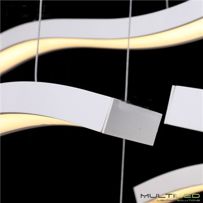 Foco Proyector Led PAD Ultraplano 10W Blanco Cálido IP65