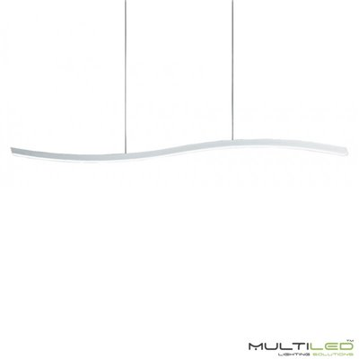 Foco Proyector Led PAD Ultraplano 30W Blanco Cálido IP65