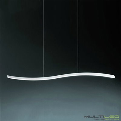 Foco Proyector Led PAD Ultraplano 30W Blanco Frío IP65