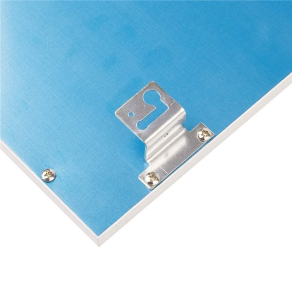 Plafón Downlight Led Cuadrado de superficie 18W Blanco Frío