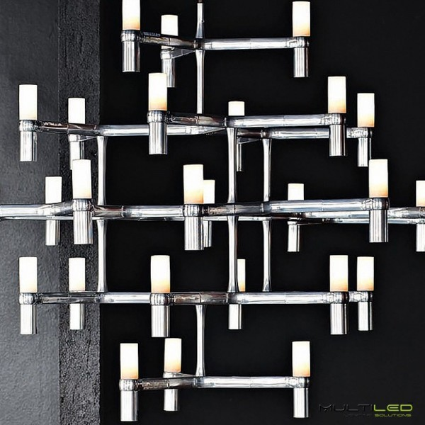 Lampara Led G4 COB 6W Blanco Cálido