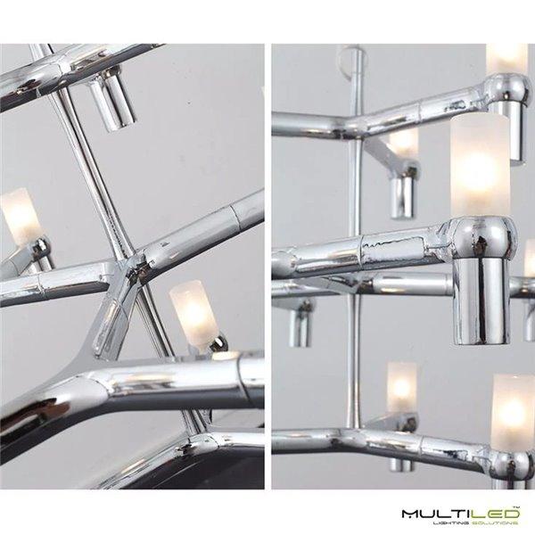 Tira led profesional SMD5050 60l/m 22LM/Led IP20 24V RGB