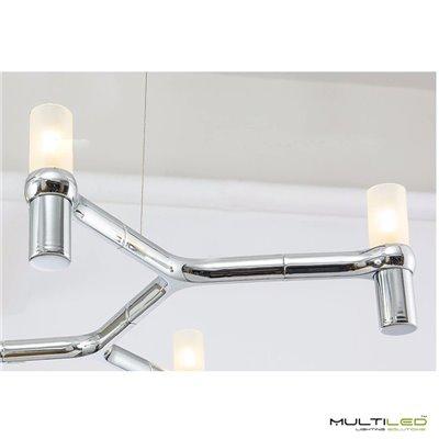 Tira led profesional SMD5050 60l/m 22LM/Led IP65 12V RGBW Cálido