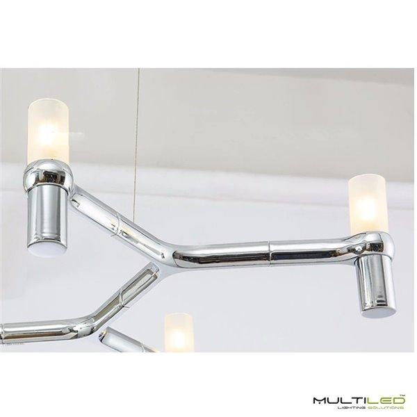 Tira led SMD5050 60l/m IP65 12V RGBW Cálido