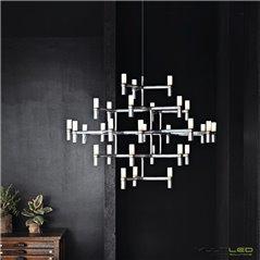 Tira led profesional SMD5050 60l/m 22LM/Led IP20 12V RGBW Frío