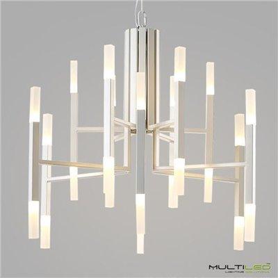 Tira led profesional SMD5050 60l/m 22LM/Led IP20 12V RGBW Cálido