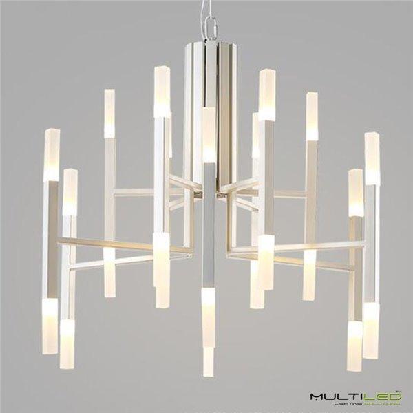 Tira led SMD5050 60l/m IP20 12V RGBW Cálido