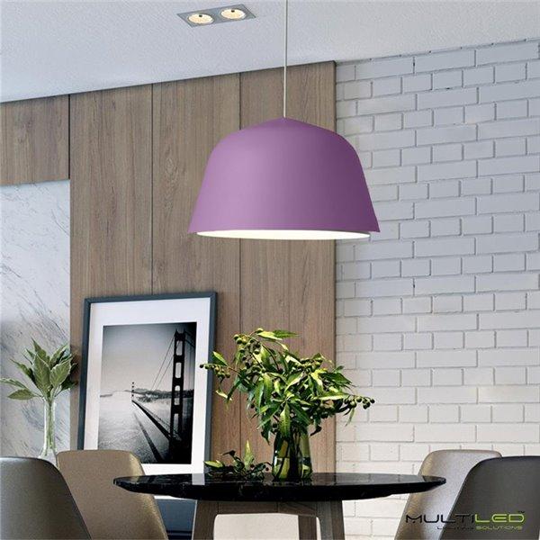 Dicroica Led Eco COB 7W MR16 Aluminio Blanco Cálido (Regulable)