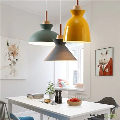 Bombilla LED R7S 360º 118mm 10W Blanco Frio (Regulable)