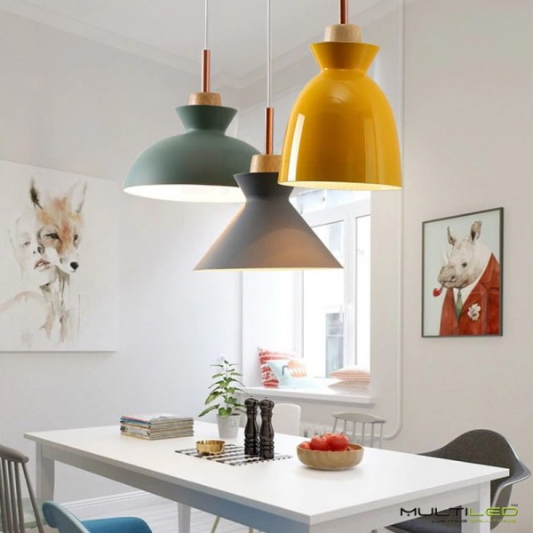 Bombilla LED R7S 360º 118mm 10W Blanco Frio