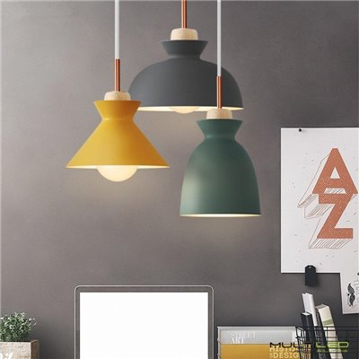 Dicroica Led Eco COB 7W GU10 Aluminio Plata Blanco Cálido (Regulable)
