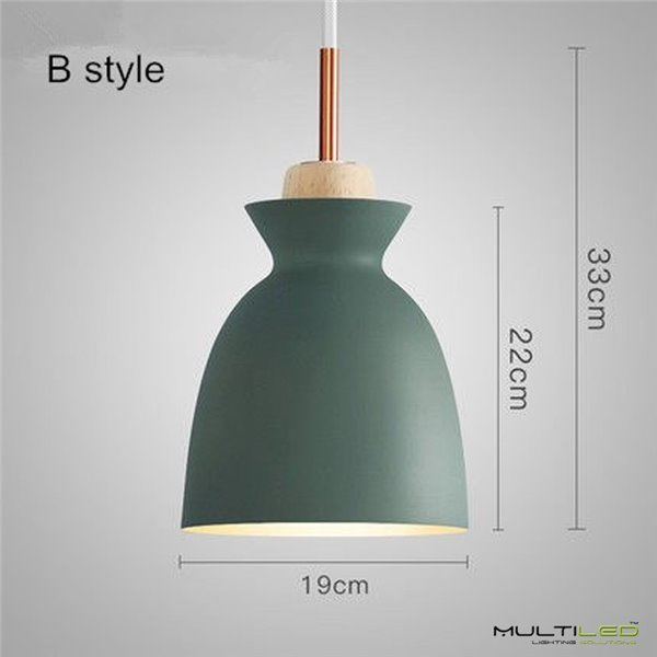 Bombilla Led tubular de Filamento 6W Blanco Cálido T30 300mm E27 (Regulable)