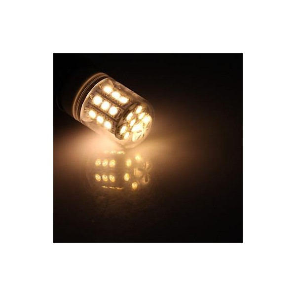 Bombilla Led 5W Eco Blanco Calido E27 (Regulable)