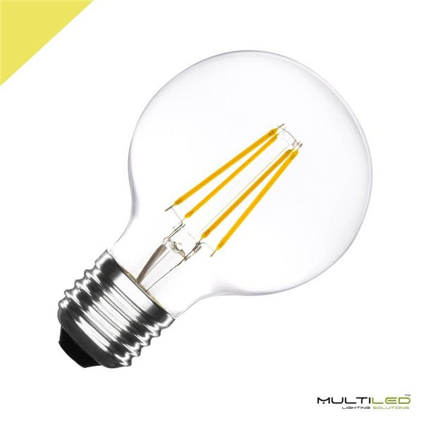 Bombilla Led 12W Eco Blanco Frio E27 (Regulable)