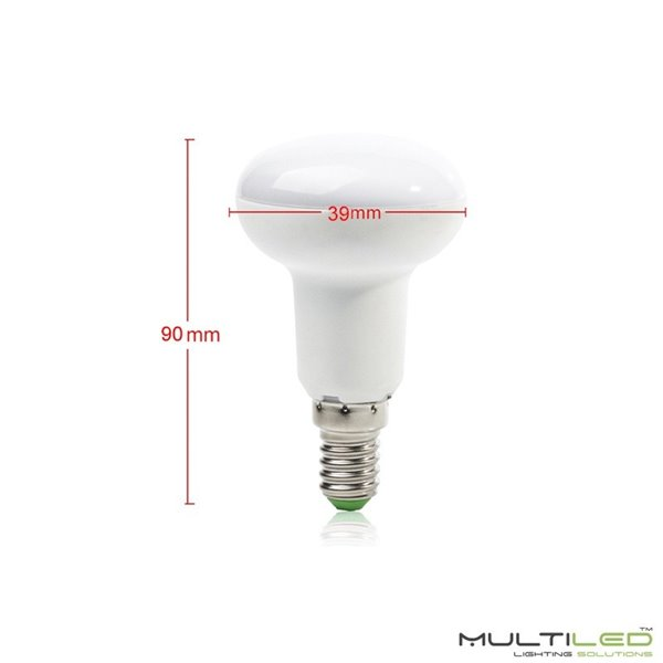 Foco Proyector Led PAD Ultraplano 50W Blanco Cálido IP65