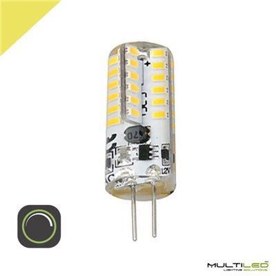 Lampara Led Colgante de Techo 33W 500+360mm Amon Cromada