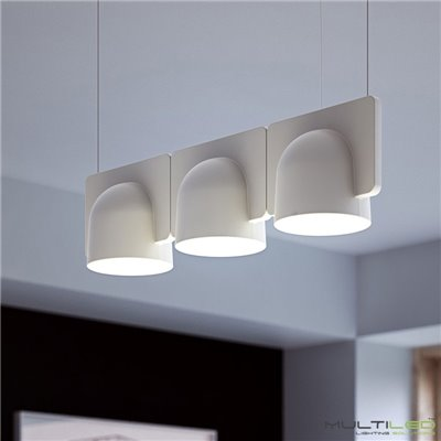 Campana LED Philips-Meanwell 100W 130lm/W UFO 4000K Blanco Neutro
