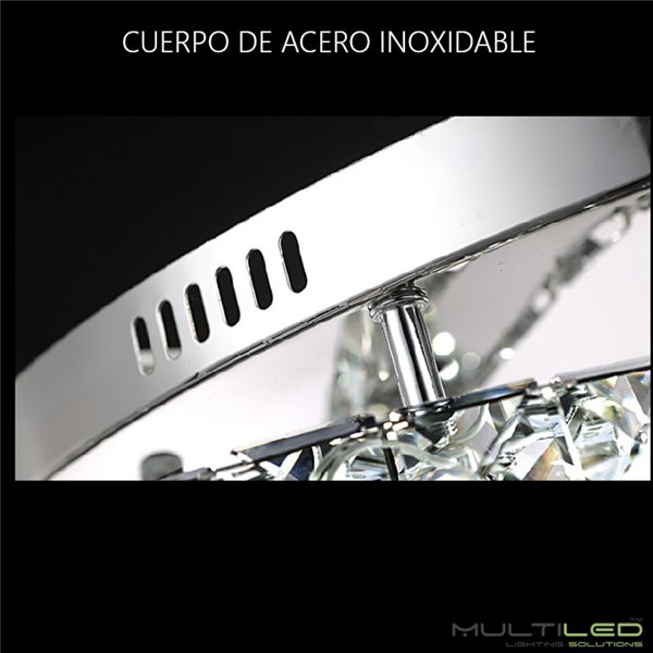 Empotrable Downlight Led Edison COB 15W Blanco Neutro