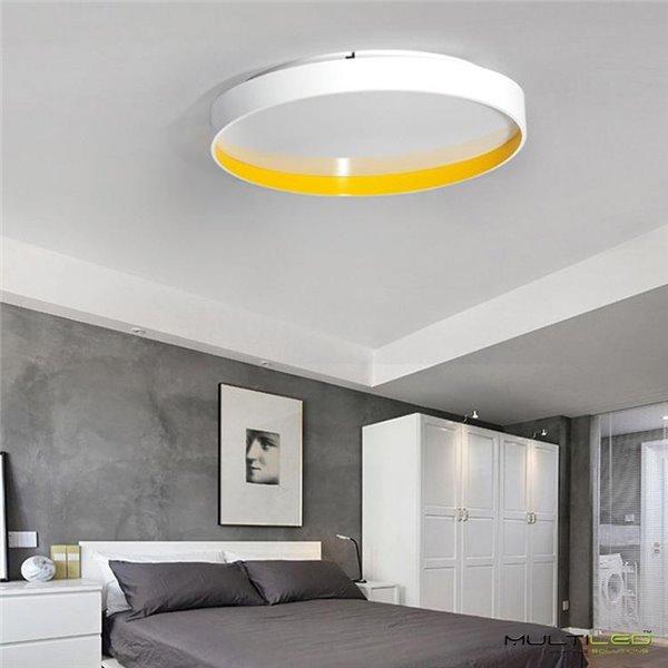 Bombilla LED R7S 360º 78mm 4W Mini Filamento AC Blanco Frío