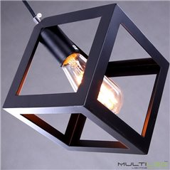 Campana LED Philips-Blacksteel 120W 120lm/W UFO 4000K Blanco Neutro
