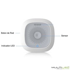 Receptor Controlador tira led Wifi RGB Mi-Light 12V-24V 12A