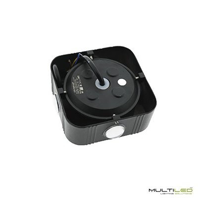 Regulador Dimmer Mi-Light CCT Dual 12-24V táctil empotrable