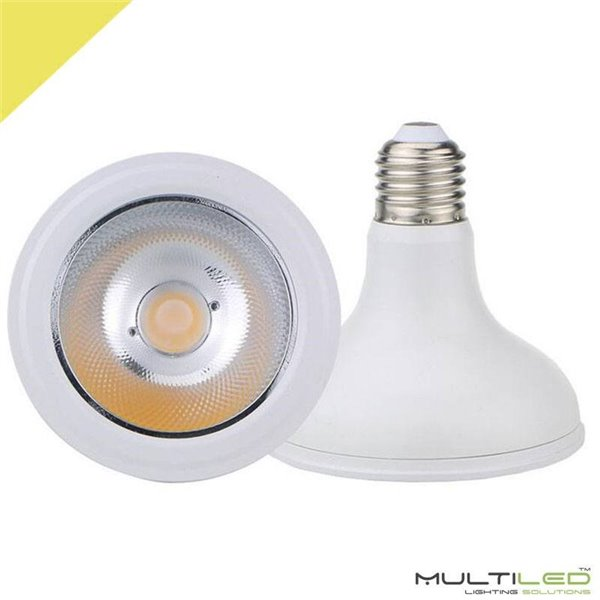 Lampara Led Par Mini IP68  95mm para empotrar 3W Blanco Cálido