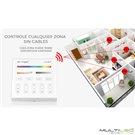 Lampara Led Par56 20W para instalacion en nicho Blanco Frío