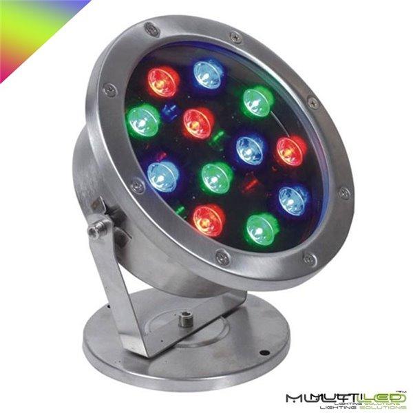 Aplique Led de interior-exterior 6W Modelo Cube Blanco Frio