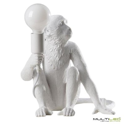Lampara Led Colgante de techo 72W 1200mm Bedford Oval Madera