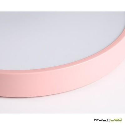 Lampara Led Colgante de techo Bulb 3W X7