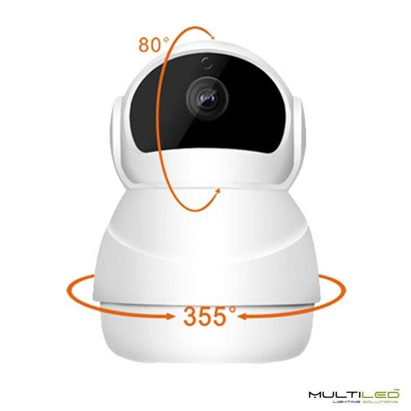 Lampara Colgante minimalista moderna 7 esferas Owen