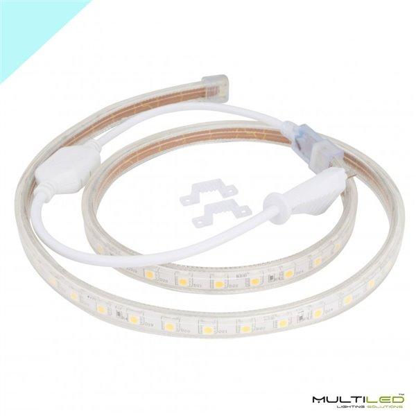 Lampara Led Colgante de Techo 6 lineales 120W Mikado