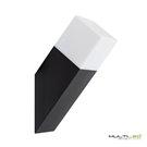 Lampara Led de techo 54W Luna Cristal K9